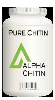pure chitin Alpha-Chitin